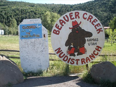 Beaver creek nudist ranch there's