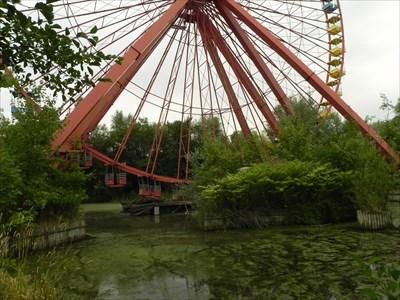 Riesenrad im ehem. Spreepark - Treptow-Köpenick, Berlin, Germany