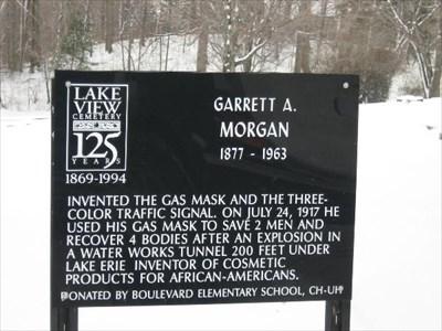 a description of garrett morgan born in clayville kentucky Download issued monthly date of issue: 31  hanton martin john dixon john thomas morgan david hedley de bod henriette  van born road taylor michigan.