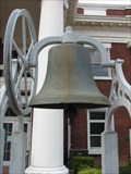 Image for Old Sullivan County Courthouse Bell - Blountville, Tennessee