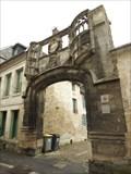Image for Porte de la cour de la Bouvelle, Laon - France
