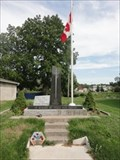 Image for War Memorial - Consecon, ON