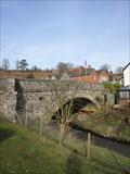 Image for Bridge, Market Street, Llanrhaeadr-ym-Mochnant, Powys, Wales, UK