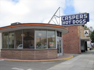 Caspers from the Left, Hayward, CA