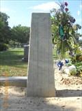 Image for Charleston True Meridian Monument - Charleston, SC