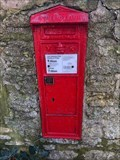 Image for Victorian Wall Box - Church End - South Leigh - Witney - Oxfordshire - UK