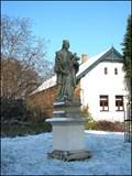 Image for Sv. Jan Nepomucky / St. John of Nepomuk, Pruhonice, CZ