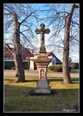 Image for Baroque Cross (Crucifiction) - Šaplava, Czech Republic