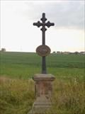 Image for Christian Cross - Tuchlovice / Drevenkov, Czechia