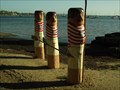Image for Corio Rowing Club Bollards - Geelong Waterfront, Victoria, AU