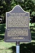 Image for The Raid on Enterprise: The Sugar Mill Raid/All Saints Episcopal Church