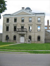 Bon Echo visited The Kent County Jail and Courthouse
