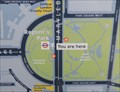 Image for You Are Here - Regent's Park Station, Marylebone Road, London, UK