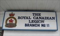 """Image for """"Royal Canadian Legion Branch #11"""" - Trail, British Columbia"""