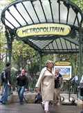Image for Accès de Métro Abbesses - Paris, France