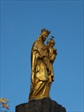 Image for Virgin Mary with infant Jesus in Falkenstein - BY / Germany