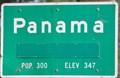 Image for Panama ~ Population 300