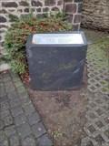 Image for Gedenktafel Synagoge Polch, RP, Germany