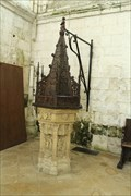 Image for Les Fonts Baptismaux - Abbatiale Saint-Riquier - Saint-Riquier, France