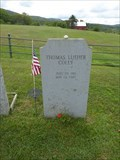 Image for Thomas Luther Coley - Tyringham, MA