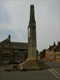Image for The Eleanor Cross - Geddington, Northamptonshire, UK
