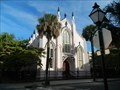 Image for OLDEST -- Gothic Revival church in South Carolina - Charleston, South Carolina