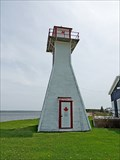 Image for Northport Range Lights - Northport, PEI