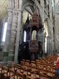 Image for Chaire cathedrale Saint Samson - Dol de Bretagne, France