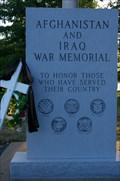 Image for Afghanistan and Iraq War Memorial