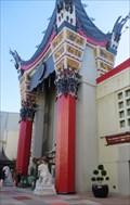Image for Grauman's Chinese Theater - Replica - Disney's Hollywood Studios - Orlando, Florida, USA.