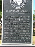 Image for Chalybeate Springs