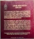 Image for Plaque de Louis Fréchette - Lévis, Québec