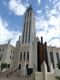Image for Historic Route 66 - Boston Avenue Church - Tulsa, Oklahoma, USA.