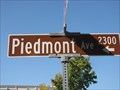 Image for Piedmont Way - Berkeley, CA