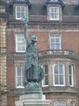 Image for Allegorical Female Figure of Victory - Hanley, Stoke-on-Trent, Staffordshire, England, UK