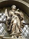 Image for St. Ursula / Sv. Voršila,  Praha - Nové Mesto, Czech republic