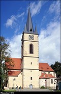 Image for Church of Ss. Peter and Paul / Kostel Sv. Petra a Pavla - Ledec nad Sázavou (Vysocina)