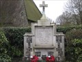 Image for Combined War Memorial - West Street, Lilley, Hertfordshire, UK