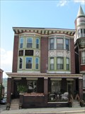 Image for Richards House - Chapline Street Row Historic District - Wheeling, West Virginia