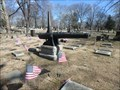 Image for Civil War Cannon - Nisky Hill Cemetery - Bethlehem, PA