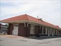 Image for Sikeston St. Louis, Iron Mountain and Southern Railway Depot - Sikeston, Missouri