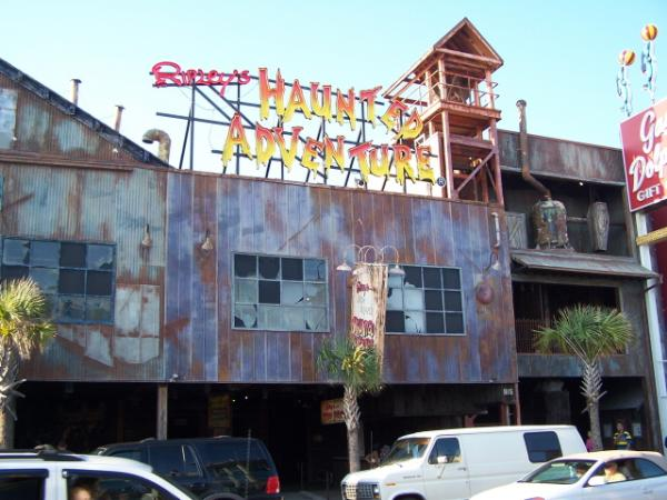 Ripley S Haunted House Myrtle Beach The Best Beaches In World