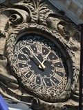 Image for Clock at Oude Stadhuis Hasselt - Limburg / Belgium