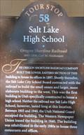 Image for First Salt Lake High School Building
