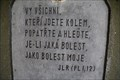 Image for Citat z bible - Jerem, 1.12 - Bukovinka, Czech Republic
