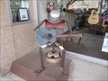 Image for The  Guitar Man at Mountain Music - Evanston, Wyoming