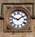 Image for Station Clock - Shrewsbury, Shropshire, UK.
