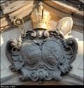 Image for CoA of Strahov Premonstratensian Abbey / Znak Premonstrátského opatství na Strahove - Strahov Abbey (Prague)