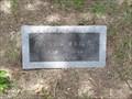 Image for LAST Burial in Irvine Family Cemetery - Terrell, TX