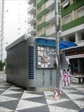 Image for Rua Caminho do Mar newsstand - Guaruja, Brazil